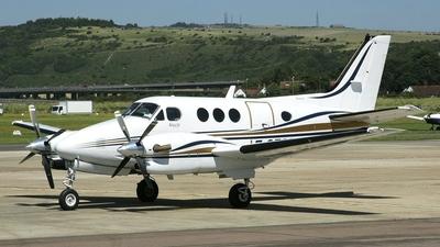 F-GTCR - Beechcraft C90B King Air - Darta Aéro Charter