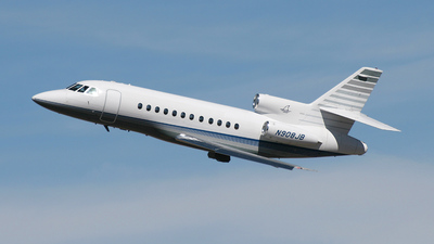 N908JB - Dassault Falcon 900B - Private