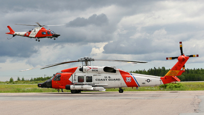 6036 - Sikorsky HH-60J Jayhawk - United States - US Coast Guard (USCG)