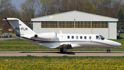 OO-FLN - Cessna 525A CitationJet 2 - Private