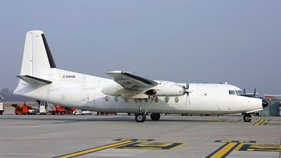 C-GWXD - Fokker F27-300M Troopship - Mistral Aero