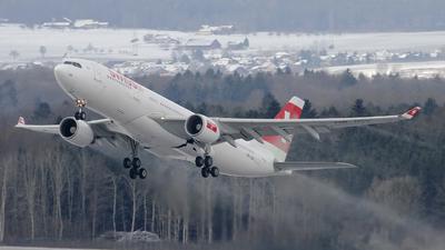 HB-IQK - Airbus A330-223 - Swiss