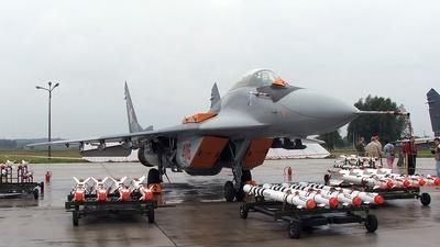 4116 - Mikoyan-Gurevich MiG-29G Fulcrum - Poland - Air Force