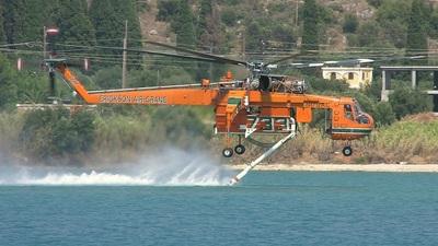 N179AC - Sikorsky S-64F Skycrane - Erickson Air-Crane