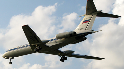 RA-65992 - Tupolev Tu-134A - Russia - Air Force