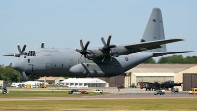 ZH889 - Lockheed Martin Hercules C.5 - United Kingdom - Royal Air Force (RAF)
