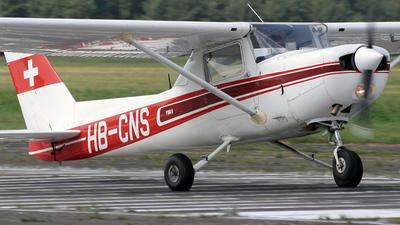 HB-CNS - Reims-Cessna F152 II - Flugsportgruppe Grenchen