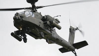 ZJ222 - Westland Apache AH.1 - United Kingdom - Army Air Corps