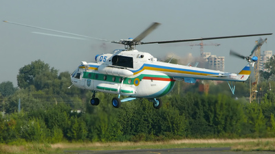 05 - Mil Mi-8MT Hip - Ukraine - Border Police