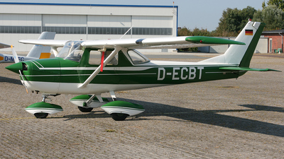 A picture of DECBT - Cessna F150K - [0605] - © Jeroen Stroes