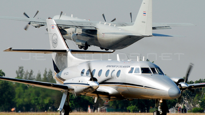 HS-DCA - British Aerospace Jetstream 32EP - Thailand - Department of Aviation