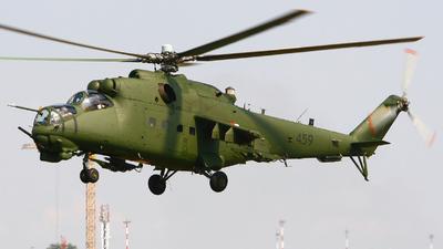 459 - Mil Mi-24D Hind D - Poland - Army