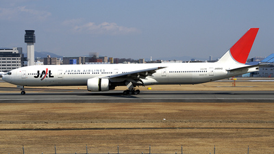 JA8942 - Boeing 777-346 - Japan Airlines (JAL)