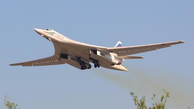 10 - Tupolev Tu-160 Blackjack - Russia - Air Force