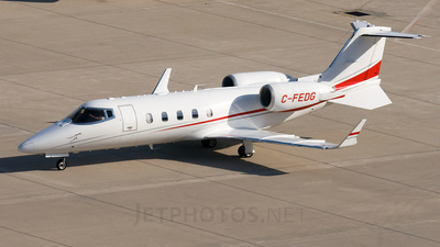 C-FEDG - Bombardier Learjet 60 - Skyservice Business Aviation