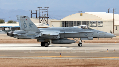 163432 - McDonnell Douglas F/A-18C Hornet - United States - US Navy (USN)