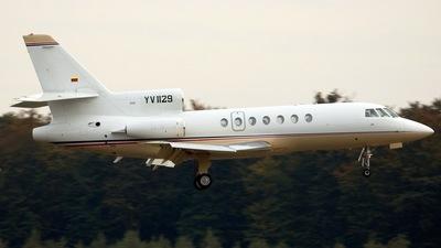 YV1129 - Dassault Falcon 50 - Venezuela - Servicio Autónomo de Coordinación de Transporte Aéreo (SATA)
