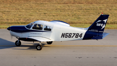 A picture of N56784 - Piper PA28140 - [287425036] - © Bruce Leibowitz