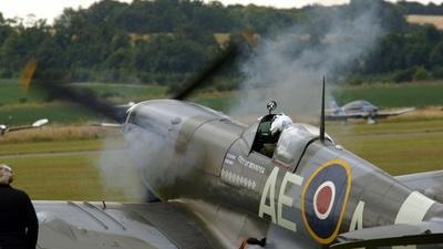 G-LFVB - Supermarine Spitfire Mk.Vb - Private