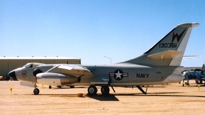 130361 - Douglas YEA-3A Skywarrior - United States - US Navy (USN)