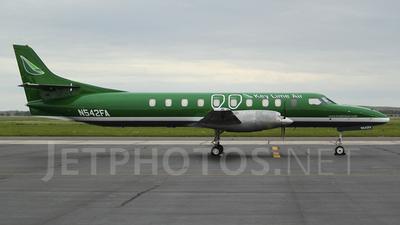 N542FA - Fairchild SA227-AC Metro III - Key Lime Air