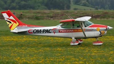OM-PAC - Cessna 182Q Skylane II - Private