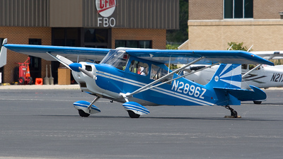N2896Z - Bellanca 8KCAB Decathlon - Private