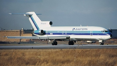 N8831E - Boeing 727-225 - Eastern Air Lines