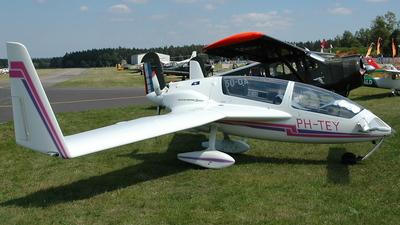 PH-TEY - Gyroflug SC-01B 160 Speed Canard - Private