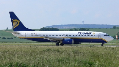 EI-CSR - Boeing 737-8AS - Ryanair
