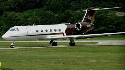 I-DEAS - Gulfstream G-V - Alba Servizi Aerotrasporti