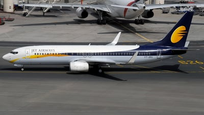 VT-JBG - Boeing 737-85R - Jet Airways