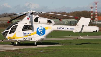 OO-NHI - MD Helicopters MD900 Explorer - Noordzee Helikopters Vlaanderen (NHV)