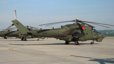 209 - Mil Mi-24D Hind D - Poland - Air Force