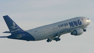 TC-MND - Airbus A300C4-203 - MNG Airlines