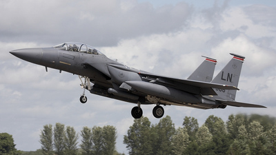 91-0306 - McDonnell Douglas F-15E Strike Eagle - United States - US Air Force (USAF)