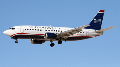 N158AW - Boeing 737-3G7 - US Airways (America West Airlines)