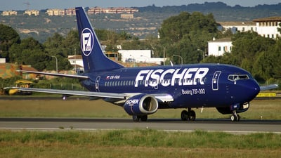 OK-FAN - Boeing 737-33A - Fischer Air
