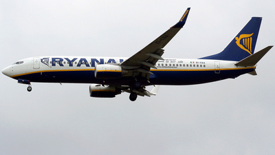 EI-CSA - Boeing 737-8AS - Ryanair