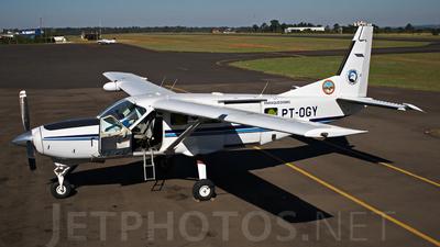 PT-OGY - Cessna 208 Caravan - Vera Cruz Taxi Aéreo