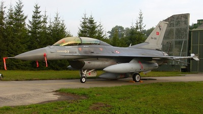 94-0110 - General Dynamics F-16D Fighting Falcon - Turkey - Air Force