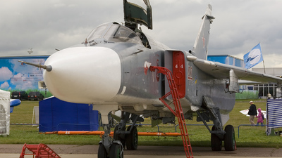 44 - Sukhoi Su-24M Fencer - Russia - Air Force