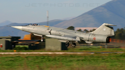 MM6704 - Lockheed F-104S ASA-M Starfighter - Italy - Air Force