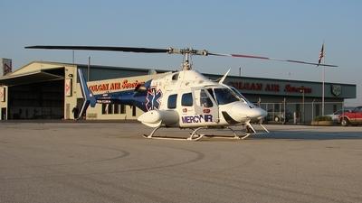N416MA - Bell 222UT - Mercy Air