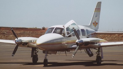 N683ML - Piper PA-31-350 Chieftain - Maui Air