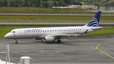 HK-4560 - Embraer 190-100LR - Copa Airlines Colombia