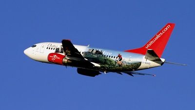 G-BVKD - Boeing 737-59D - bmibaby