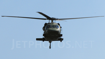 EJC2136 - Sikorsky UH-60L Blackhawk - Colombia - Army