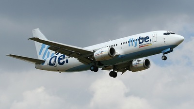 G-STRA - Boeing 737-3S3 - Flybe (Astraeus Airlines)