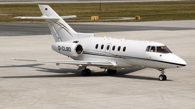 D-CLBD - Raytheon Hawker 800XP - Elbe Air